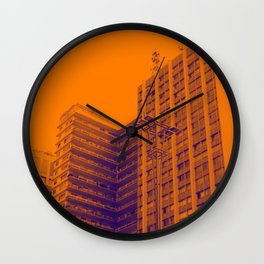 SP LAD Wall Clock