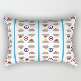 Hog Line Rectangular Pillow