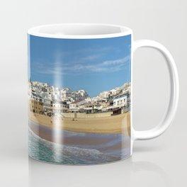 Albufeira in winter Coffee Mug