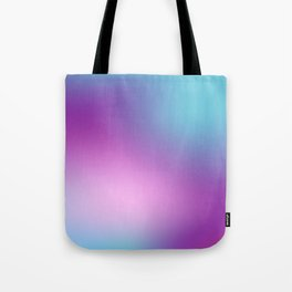 ABSTRACT GRADIENT BLURRY COLORFUL Tote Bag