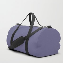 Dusty Purple, Solid Collection Duffle Bag