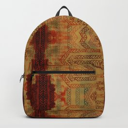 temple blood ELM THE PERSON Backpack
