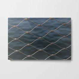 BK Water Metal Print