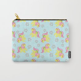 g1 my little pony Posey pattern Carry-All Pouch