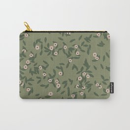 Beautiful Landscapes Scenery Flower Pattern Carry-All Pouch