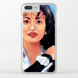 Mexicano Clear iPhone Case