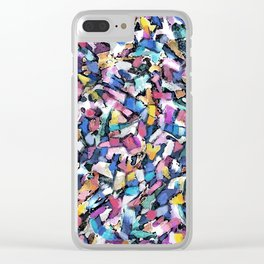 Prism 10 Clear iPhone Case