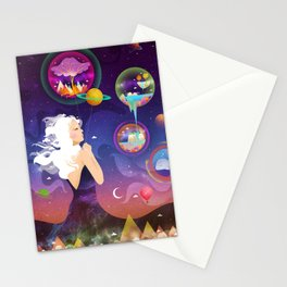 Wonderworlds Stationery Cards