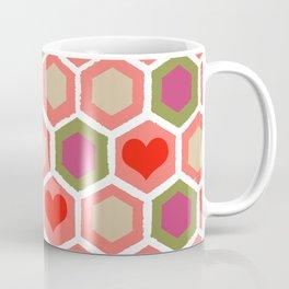 Heart Pattern 1 Coffee Mug