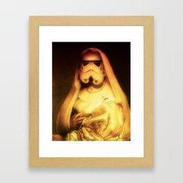 Another side Framed Art Print