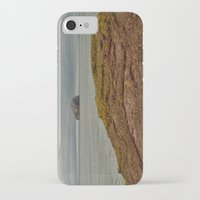 bass iPhone & iPod Cases featuring Bass Rock by Best Light Images
