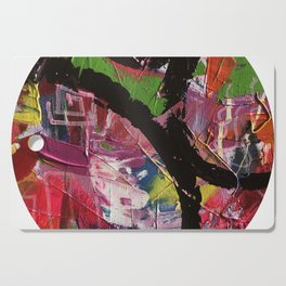 Whirl Abstract Art Cutting Board