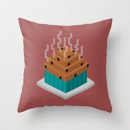 Muffs Throw Pillow