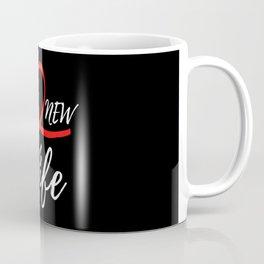 My New Wife - Just Married Coffee Mug