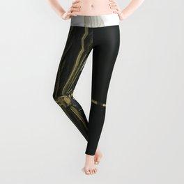 Golden Dragonfly Leggings