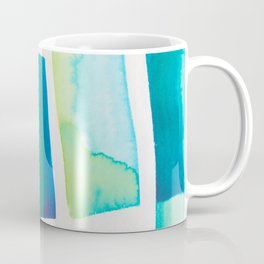 13.1 | 190304 Watercolour Painting Abstract Pattern Coffee Mug