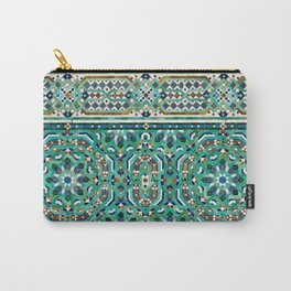Moroccan Mosaic 2 Carry-All Pouch