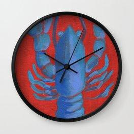 Lobster NY1B, 2 Wall Clock