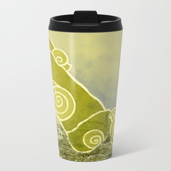 TRUE COLORS Metal Travel Mug