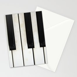 Lost melodies Stationery Cards