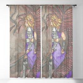 Valkyrie Sheer Curtain