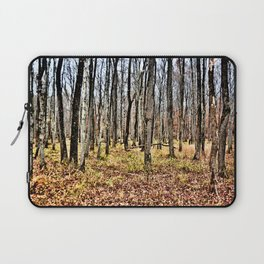 Fall in the Woods Laptop Sleeve