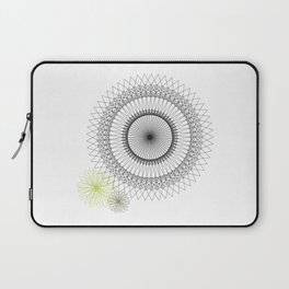 Modern Spiro Art #2 Laptop Sleeve