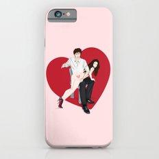 spanky panky (pink) Slim Case iPhone 6s
