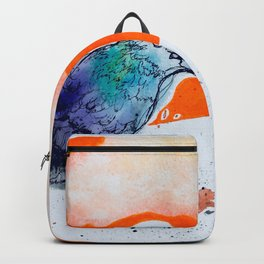The Conversation at Bay and College Toronto Backpack