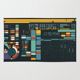 Control Interface Rug