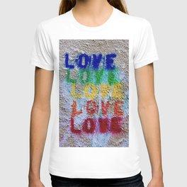 Seal of Love T-shirt