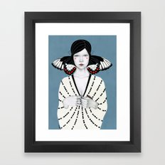 Mila Framed Art Print