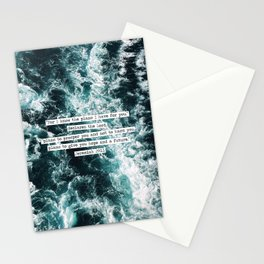 Jeremiah Ocean Stationery Cards