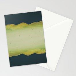 paisaje intervenido Stationery Cards