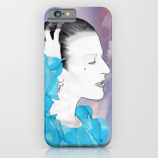 PLANET EARTH IS BLUE... iPhone & iPod Case
