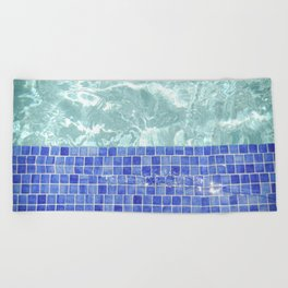 Pool Days Beach Towel