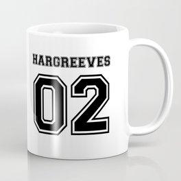 Team Umbrella Academy. Number two. (In black) Coffee Mug