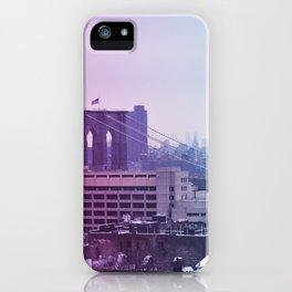 Spring in winter II iPhone Case