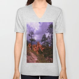 Bryce Canyon LH4 Unisex V-Neck