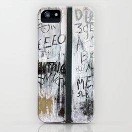 Madeira Window iPhone Case