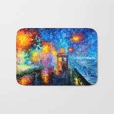 The 10th Doctor who Starry the night Art painting iPhone 4 4s 5 5c 6 7, pillow case, mugs and tshirt Bath Mat