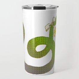 Serpiente de cascabel Travel Mug