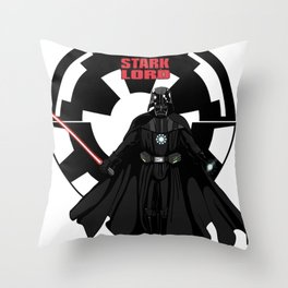 Stark Lord Throw Pillow