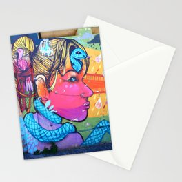 What Is On Your Mind Stationery Cards