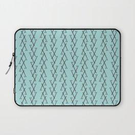 Bobbi Pins Laptop Sleeve
