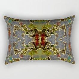 Light Quanta Rectangular Pillow