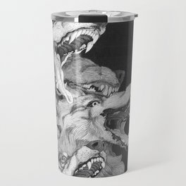 The Wolves are Coming Travel Mug