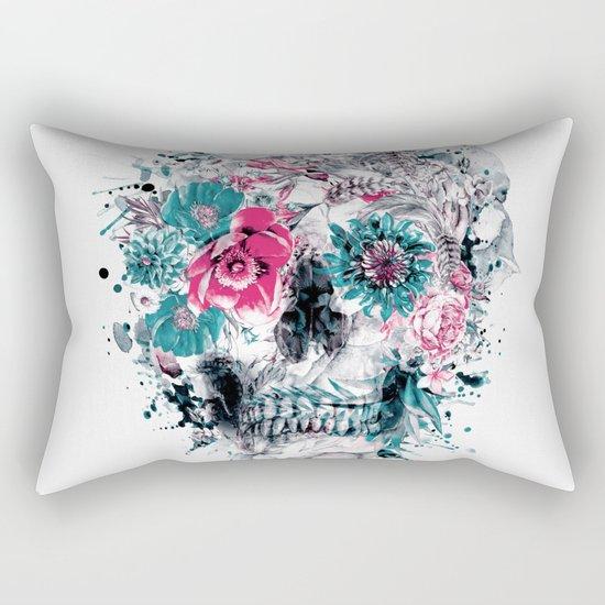MOMENTO MORI IX Rectangular Pillow