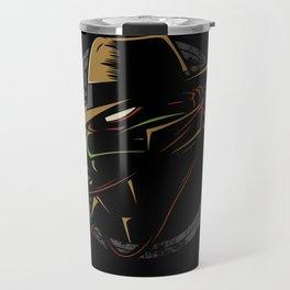 Undercover Ninja Raph Travel Mug
