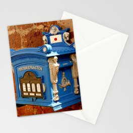 Mail Box Stationery Cards